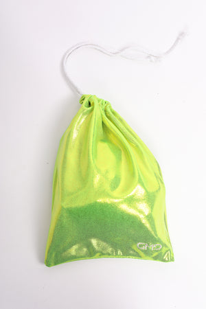 Lime Green Mystique Guard Bag (name optional)