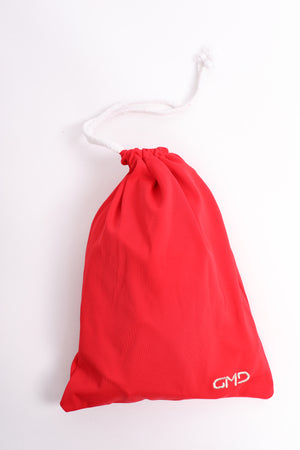 Red Lycra Guard Bag (name optional)