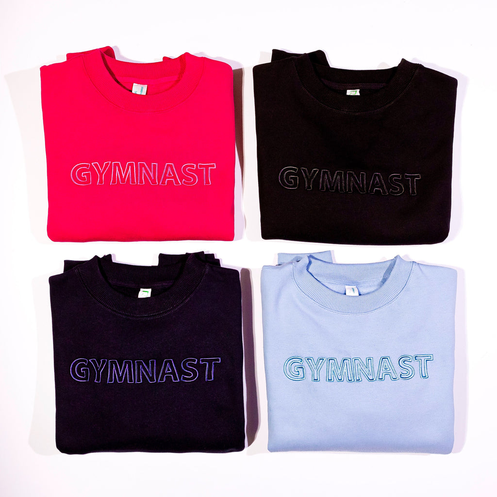 Gymnast Jumper Black