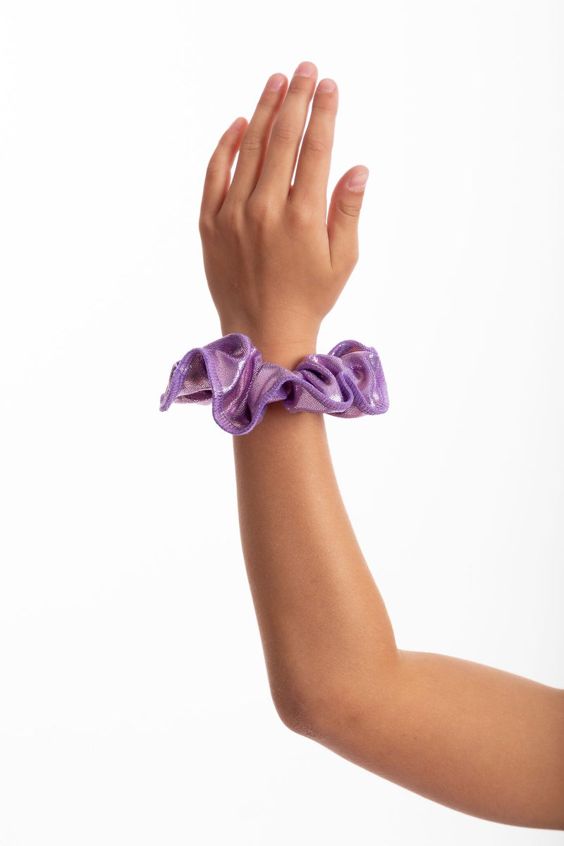 Lilac Mystique Scrunchie