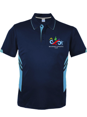 Beaudesert Gymnastics Polo