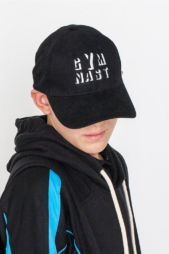 Gymnast Cap Black