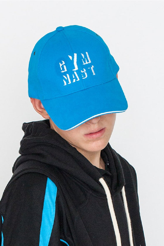 Gymnast Cap Blue