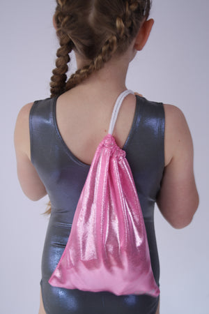 Bubblegum Pink Mystique Guard Bag (name optional)