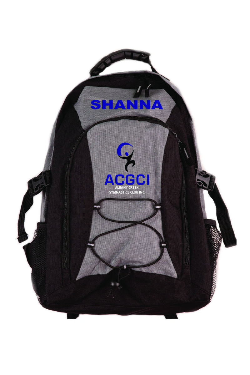 Albany Creek Gymnastics Club Inc Club Back Pack