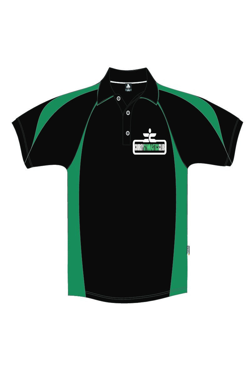 Cooroy Gymnastics Competition Polo