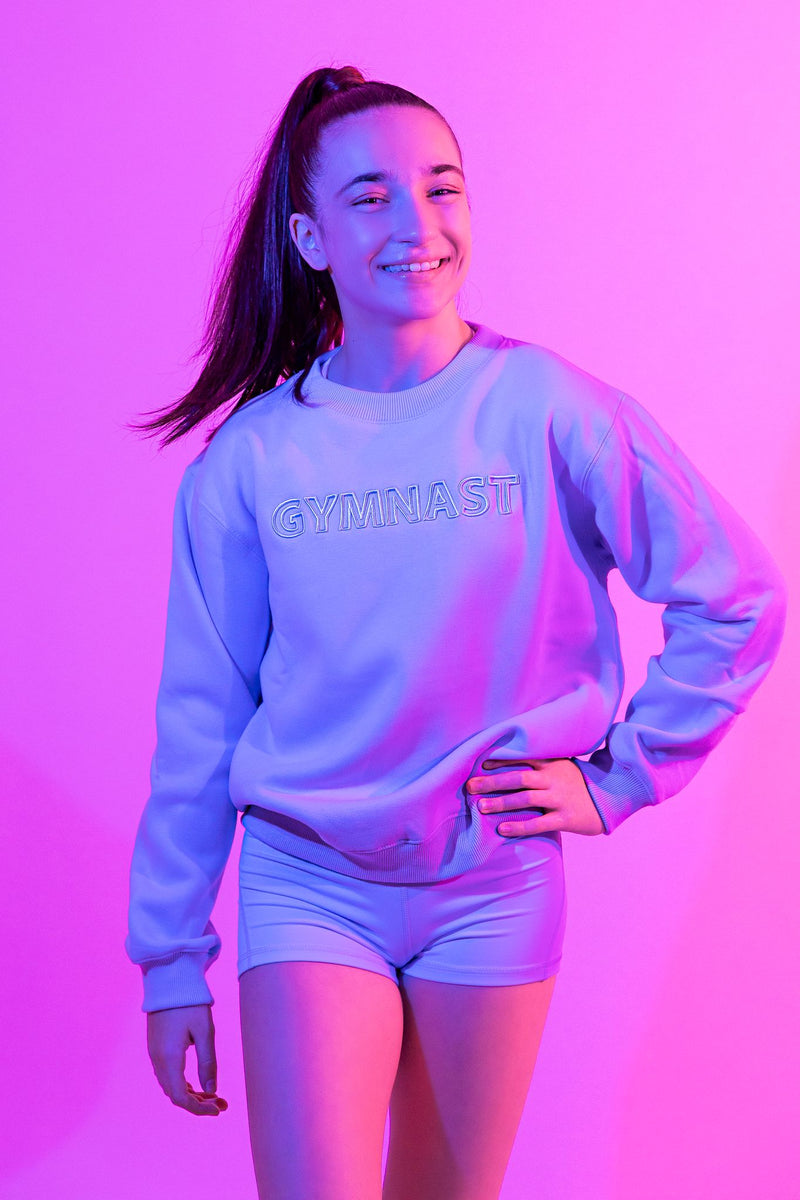 Gymnast Jumper Sky Blue
