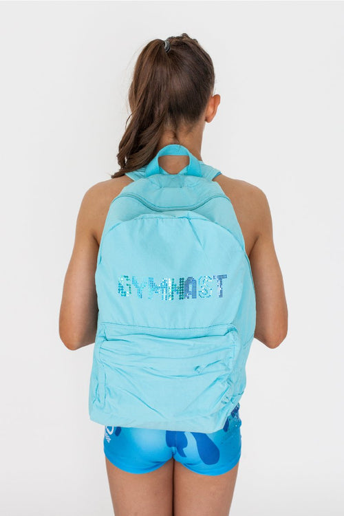 Sequin Gymnastics Back Pack