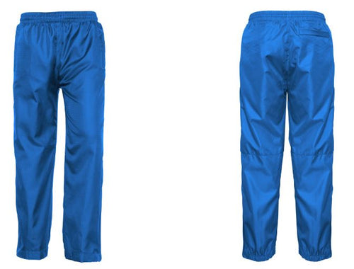 SALE - Adults Flash track Pant - Royal