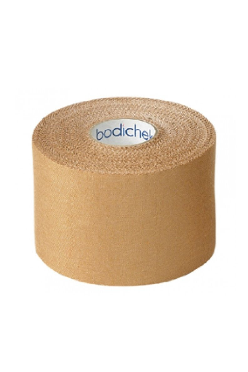 Flesh tone strapping tape