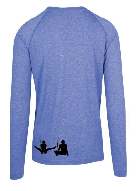 Hanging Around Long Sleeve Tee