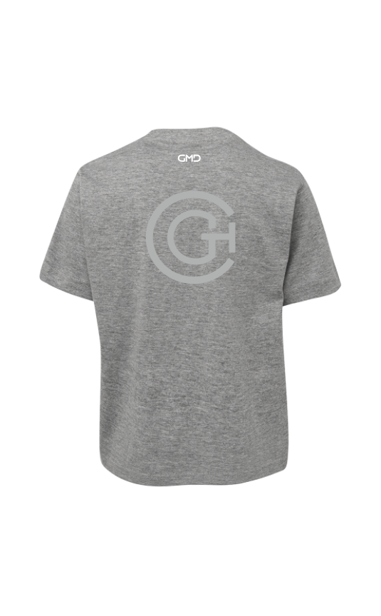 Horizon Grey Tee