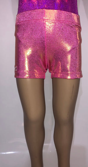 Rose Gold Mystique Shorts