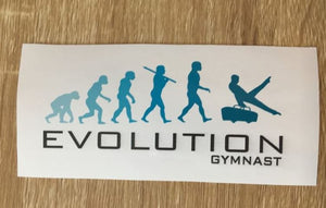 Sticker -  MAG - Evolution Gymnast