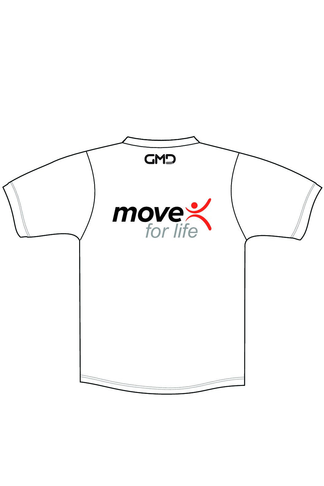 Move For Life Tee