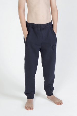 MAG Rings Tracksuit Pants NAVY