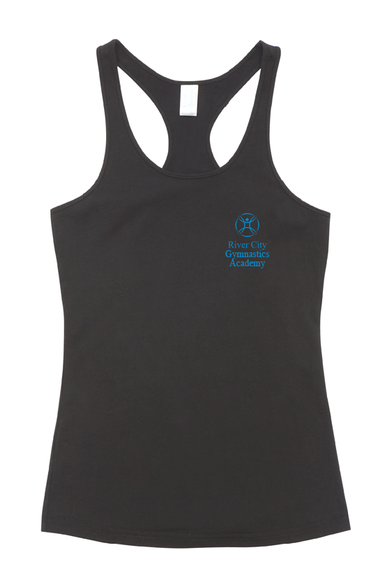 River City T-Back Singlet