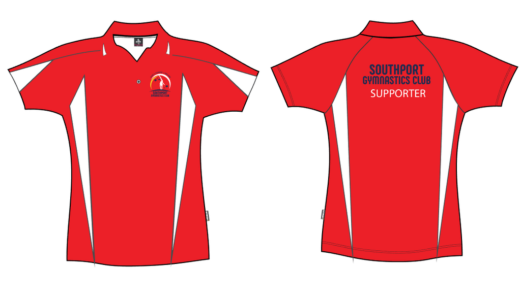 Southport Gymnastics Supporters Polo