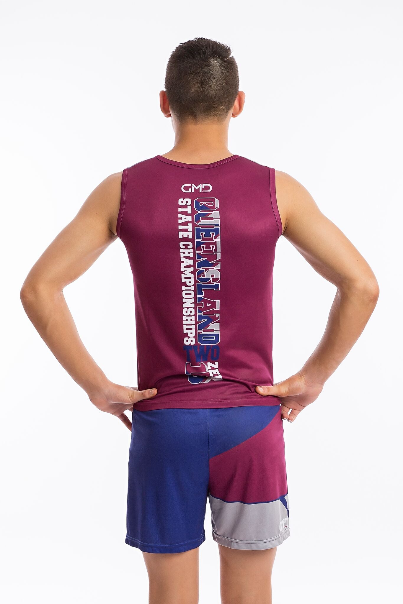 2018- State Championships Sublimated Shorts