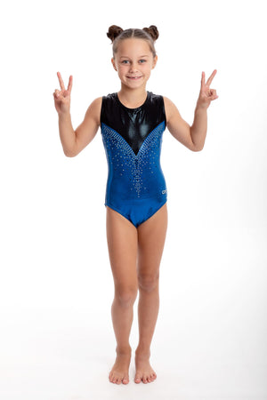 Royal Elegance Leotard