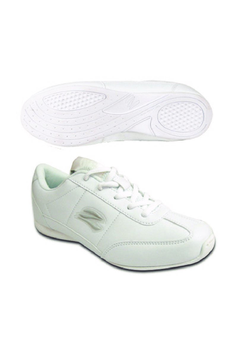 Zephz Stratos Firefly Cheer Aerobics White Shoes GMD Activewear Aus