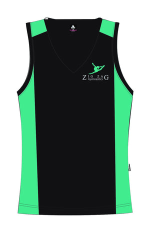 Zig Zag Gymnastics Club Uniforms By GMD Activewear Australia