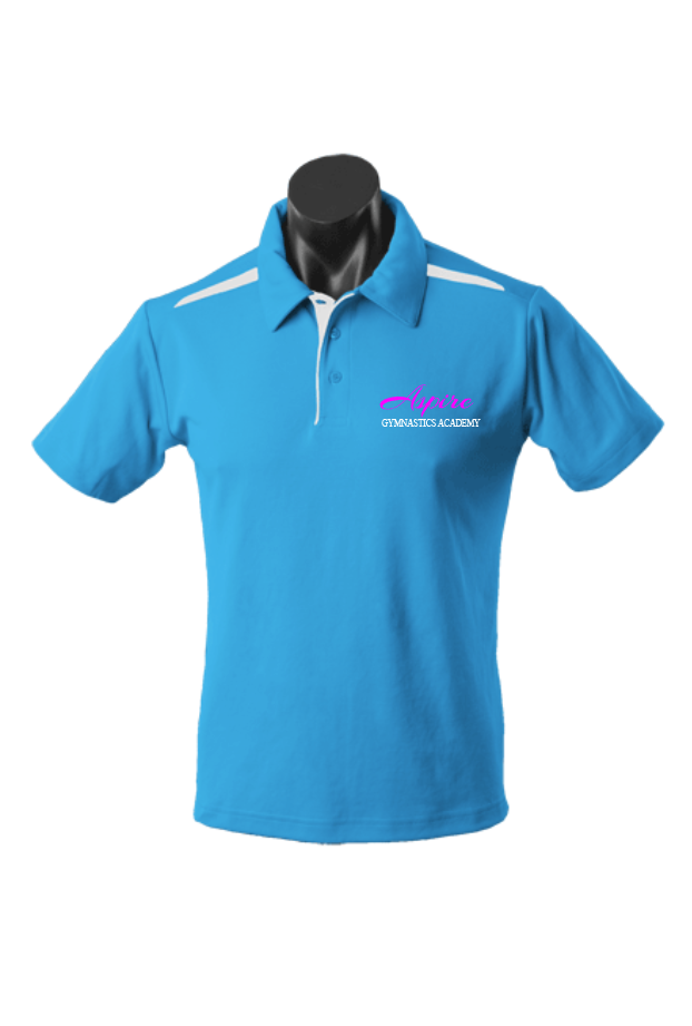 Aspire Supporters Polo