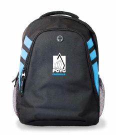 CARINDALE PCYC Club Back Pack (name optional)