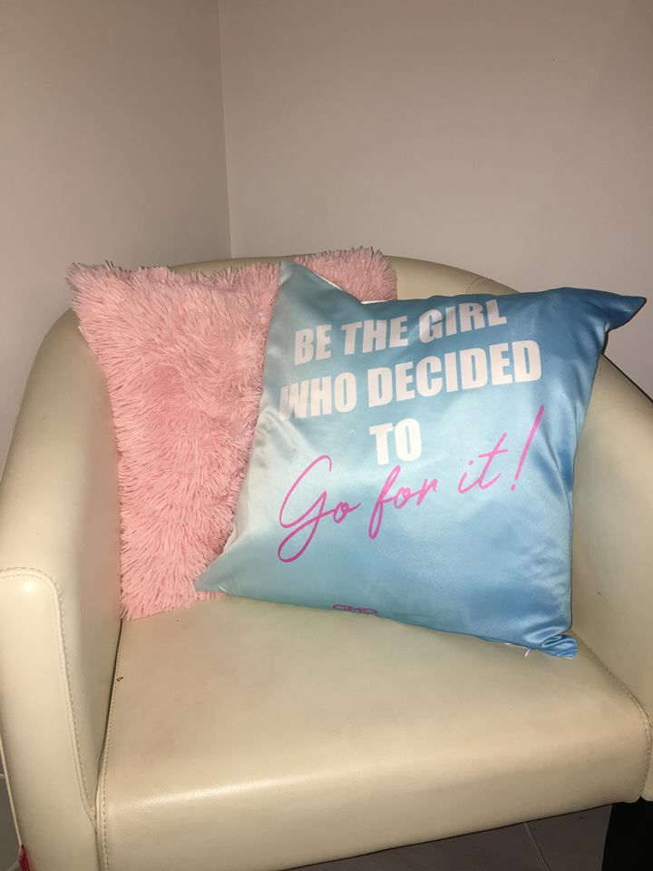 Cushion Cover - Go for it