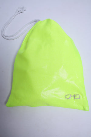 Neon Yellow Mystique Guard Bag (name optional)