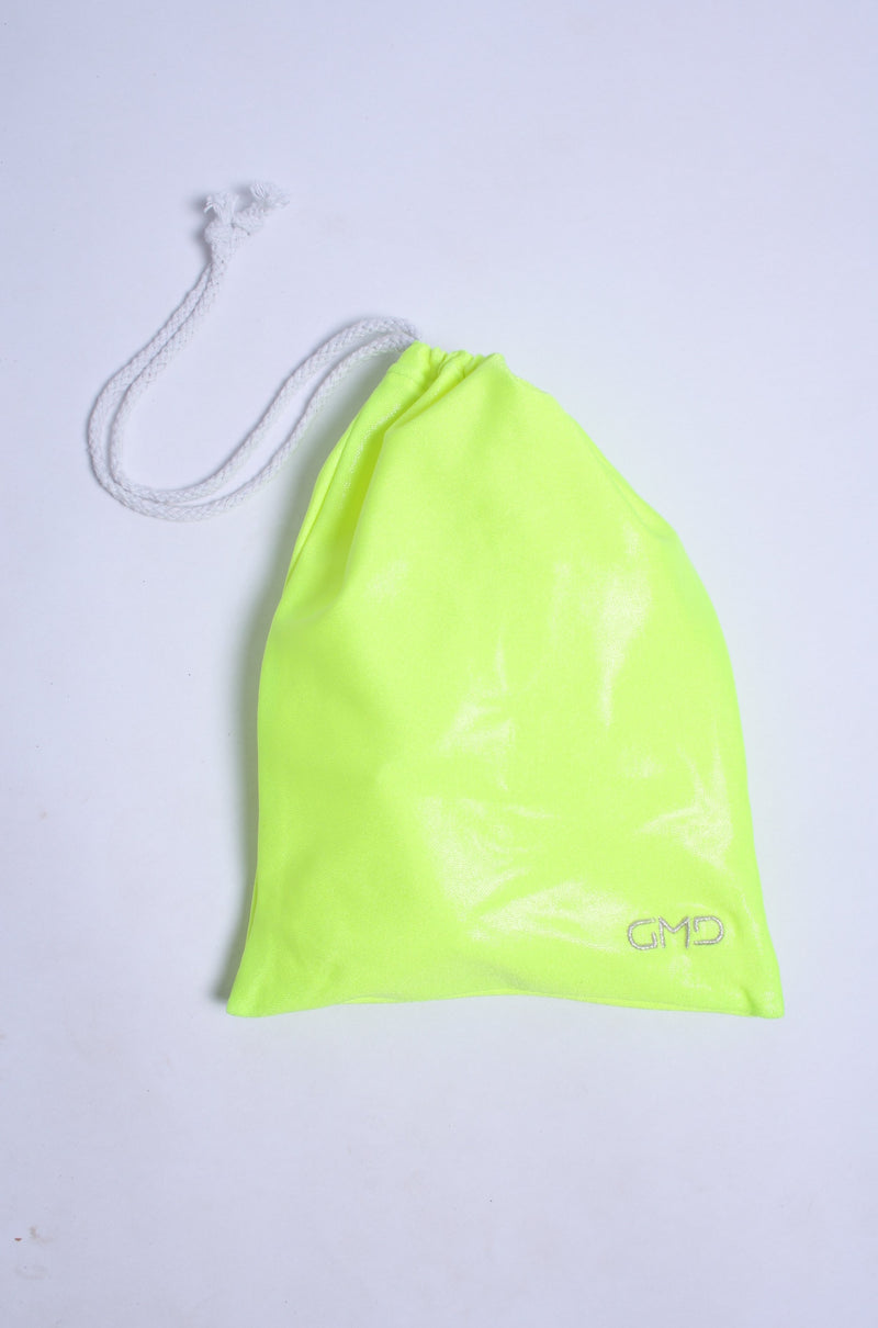 Neon Yellow Mystique Guard Bag GMD Activewear Australia