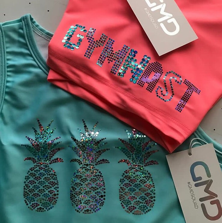 Coral Candy Sequin Shorts