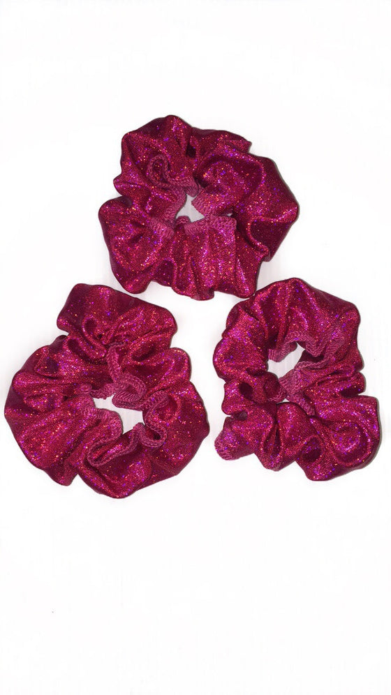 Pink Mystique Scrunchie