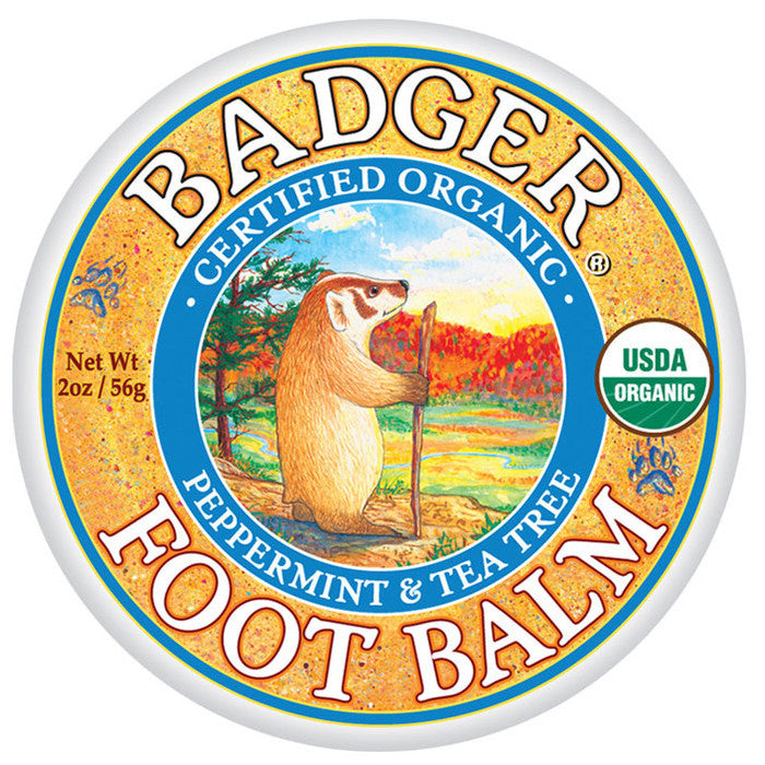 Badger Balm - Foot Balm - 56 g