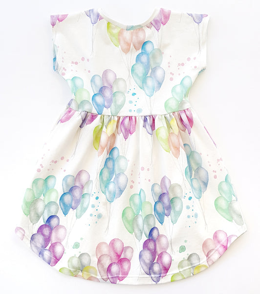 Balloon Party Dress - Lullaby Riot