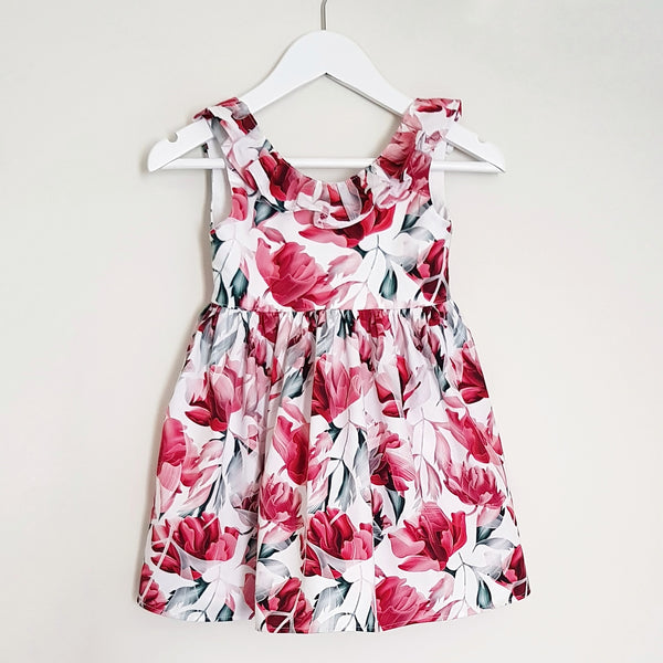 Rose Dress - Size 4 only - Lullaby Riot
