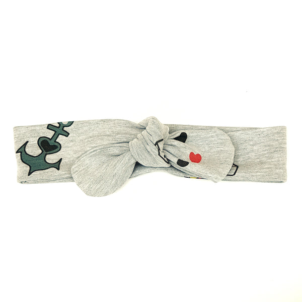 Tattoo Bow Headband - Lullaby Riot
