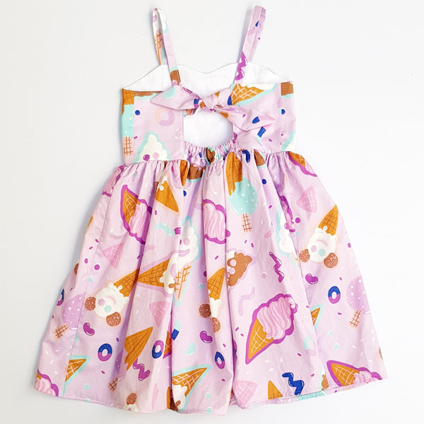 Ice Cream Dress - Sizes 3 and 6 only