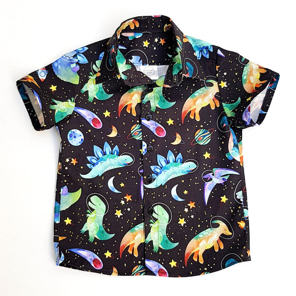 Space Dino Shirt - Lullaby Riot