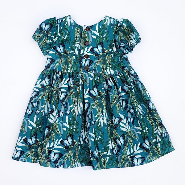 Butterfly Garden Dress - sizes 2 and 3 only - Lullaby Riot