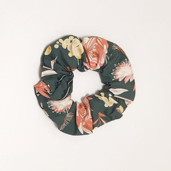 Native Floral Scrunchie - Lullaby Riot