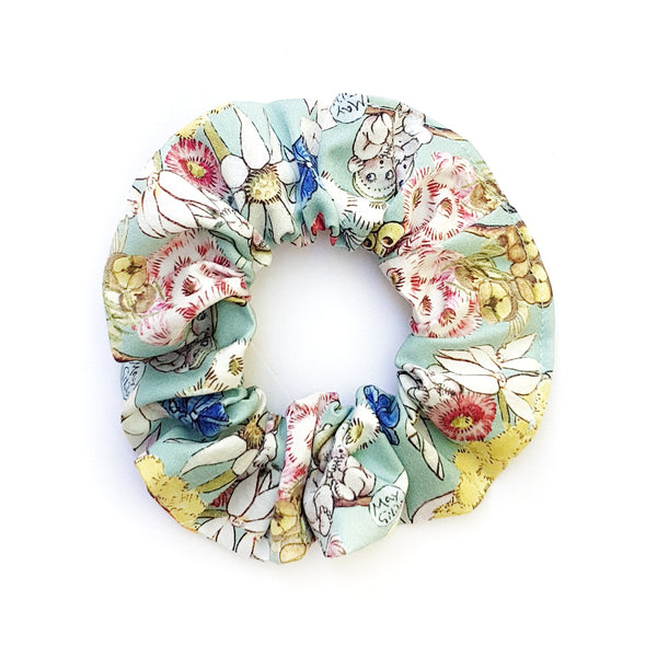 May Gibbs Gumnut Friends Scrunchie - Lullaby Riot