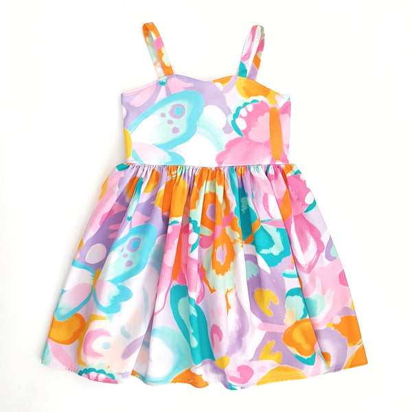 Amelie Flutter Dress - Lullaby Riot