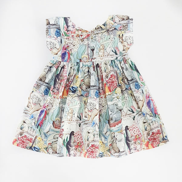 May's Tales Ava Dress - MADE TO ORDER