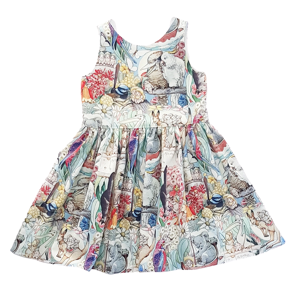 Sophie Dress - May's Tales