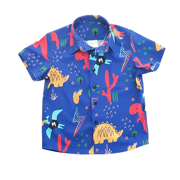 Dino Fun Shirt - MADE TO ORDER