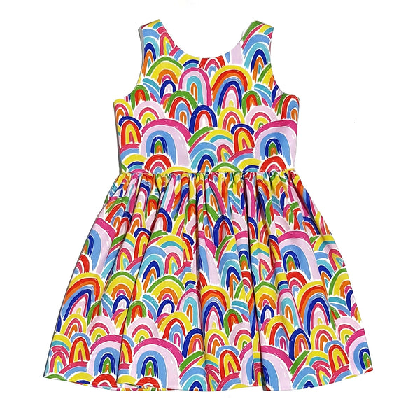 Sophie Dress - RAINBOW