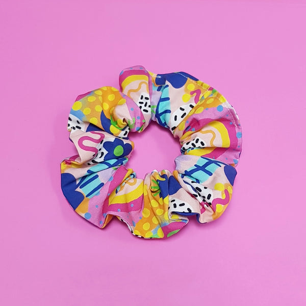 Scrunchie - Rainbow of Hope