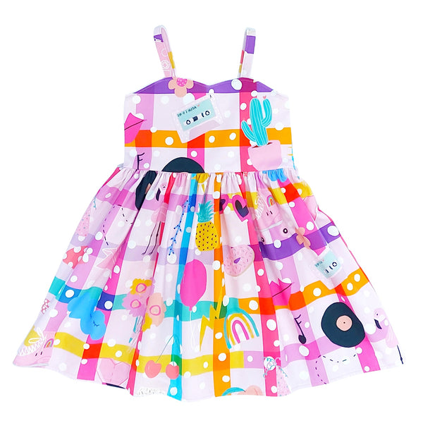 Amelie Dress - Cute Things