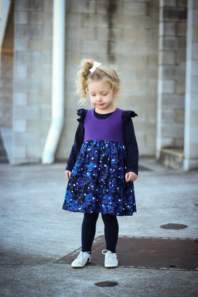 Shooting Star Glow in the Dark Dress - Lullaby Riot
